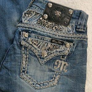 Miss Me jeans 26 X 32